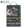 Image for Colorado State Hanging Clip It Photo Board