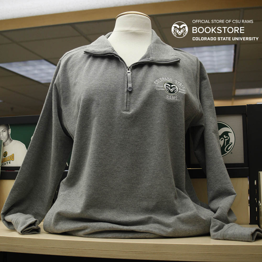 Image For Colorado State Quarter Zip Full Sleeve Jacket by Gear