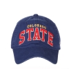Cover Image for Red/White/blue Colorado State University Cap By Zephyr