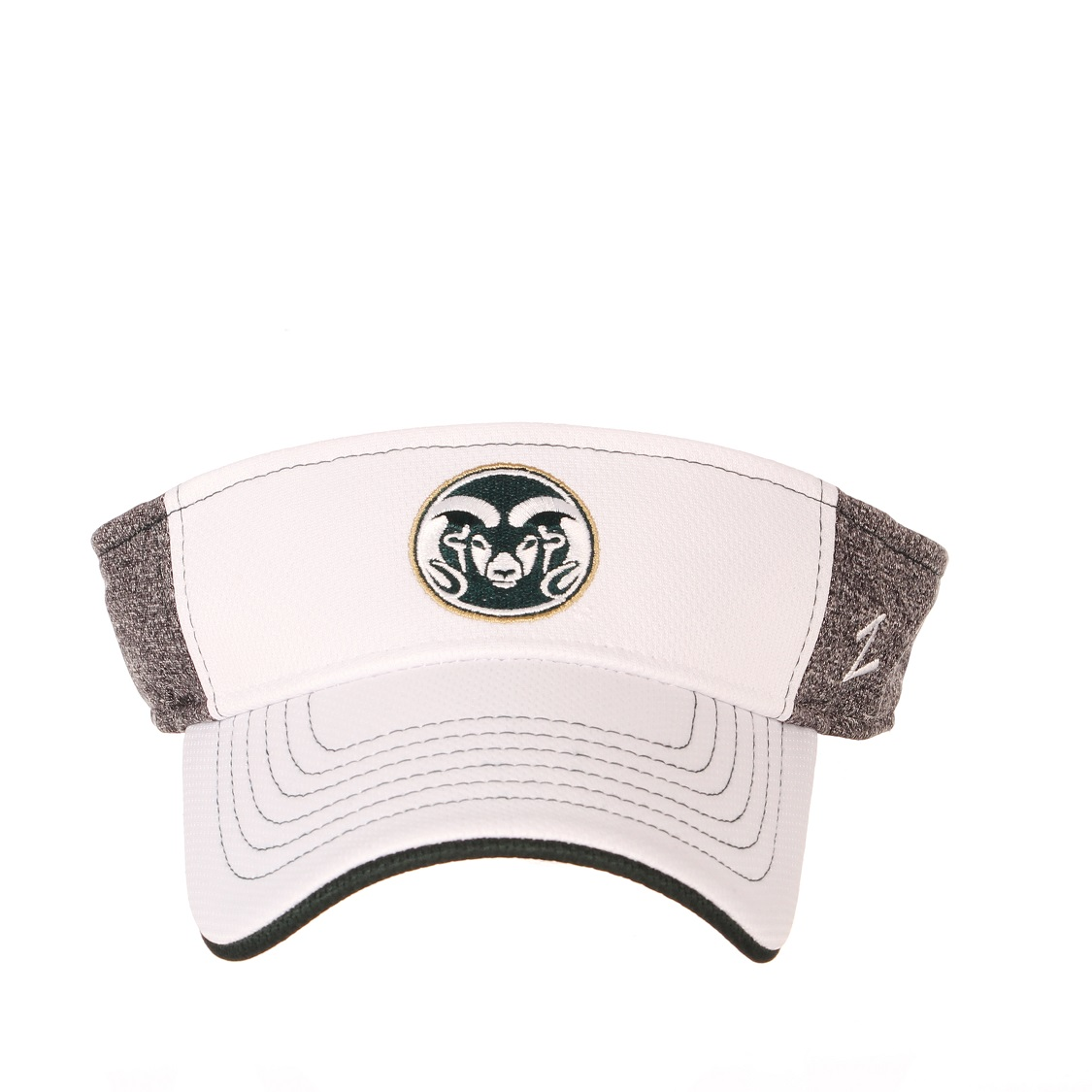 Image For Colorado State RamHead  Solstice Visor  by Zephyr