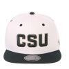 Image for White Z11 Flat Bill CSU Hat By Zephyr