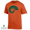 Image for Orange Ram Horn Tee