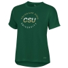 Image for Forest Green Colorado State Women's Short Sleeve Tee