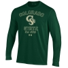 Image for Green Performance Long Sleeve Tee by Under Armour