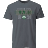 Image for Charcoal Grey CSU Rams T-Shirt by Ouray