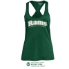 Image for Green Women's CSU Rams Swing Tank Top