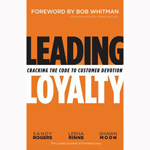 Image For Leading Loyalty by Sandy Rogers