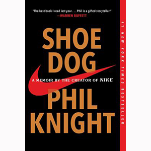Image For Shoe Dog by Phil Knight