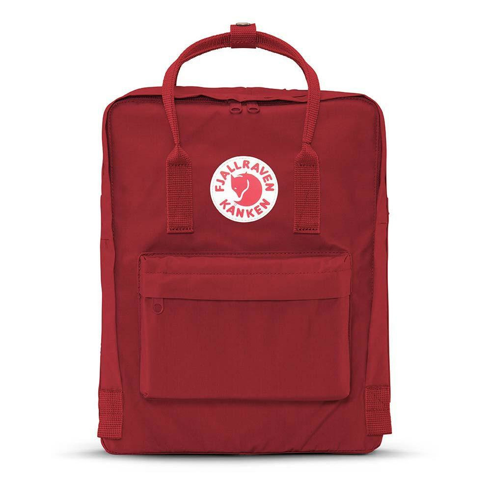 Image For Kånken Original Backpack in Ox Red by Fjällräven