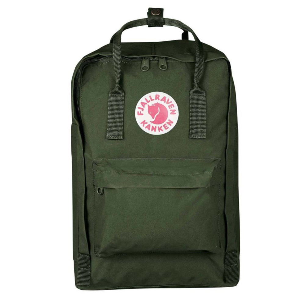 "Image For Kånken 15"" Laptop Backpack in Deep Forest by Fjällräven"