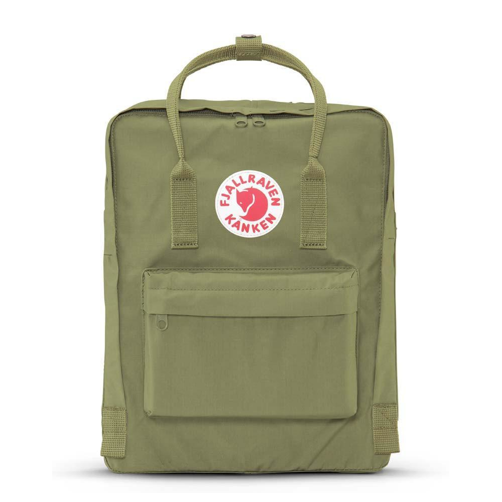 "Image For Kånken 15"" Laptop Backpack in Green by Fjällräven"