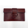 Image for CSU Leather Business Card Holder