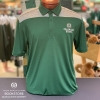 Image for CSU Ram Head Green Utility Pro Polo by Columbia