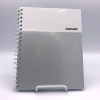 Image for Ice White One Subject Notebook by Hamelin