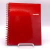 Image for Ruby Red One Subject Notebook by Hamelin