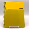 Image for Sunshine Yellow One Subject Notebook by Hamelin