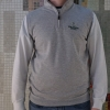 Cover Image for CSU Ivory Sherpa 1/4th Zip Jacket