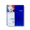 Image for Electric Blue One Subject Notebook by Hamelin