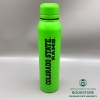 Image for Lime Green Stainless Steel Water Bottle