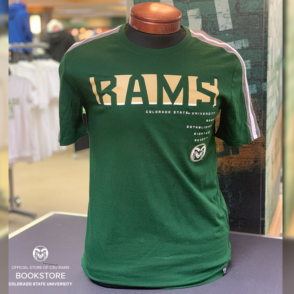 Image For CSU Rams Summer Training Short Sleeve Tee by Under Armour