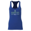 Image for CSU Rams Royal Blue Women's Tank Top by Ouray