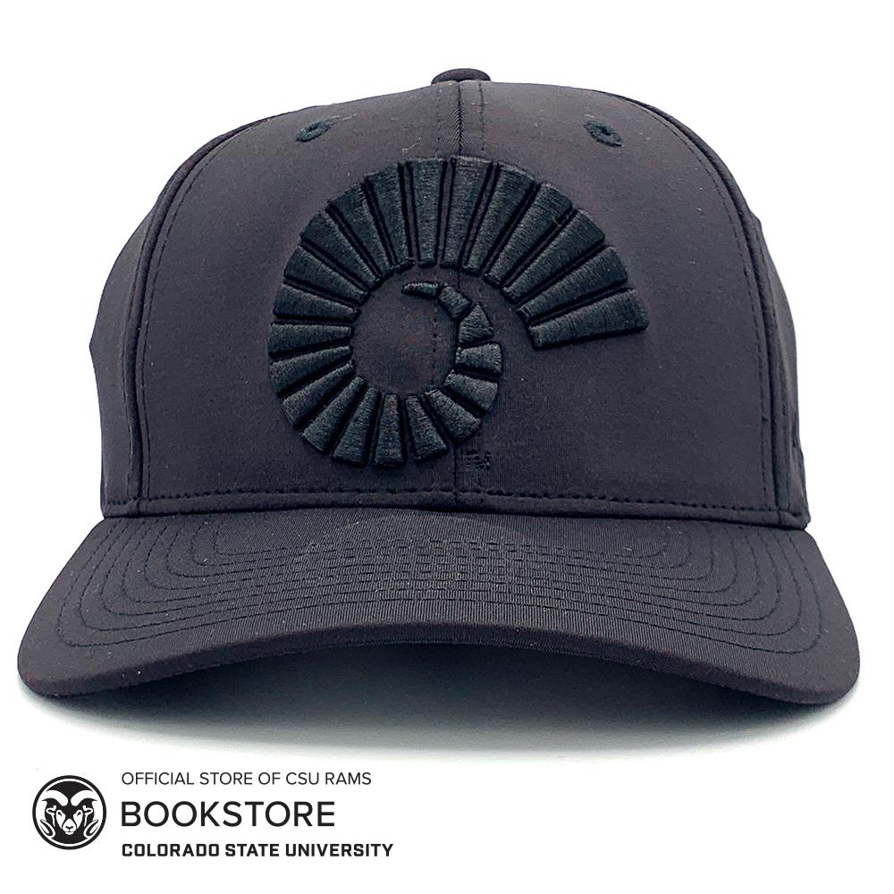 new product 69054 c6edb Colorado State Black Obsidian Hat Size LG XL by Zephyr