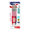 Image for Stars & Stripes Edition ICY Mechanical Pencil 3 Pack
