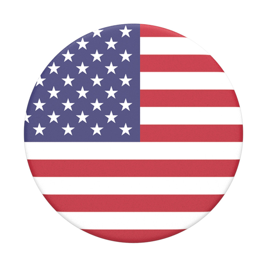 Image For American Flag Popsocket