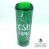 Cover Image for 24oz Orange Glitterati CSU Tumbler