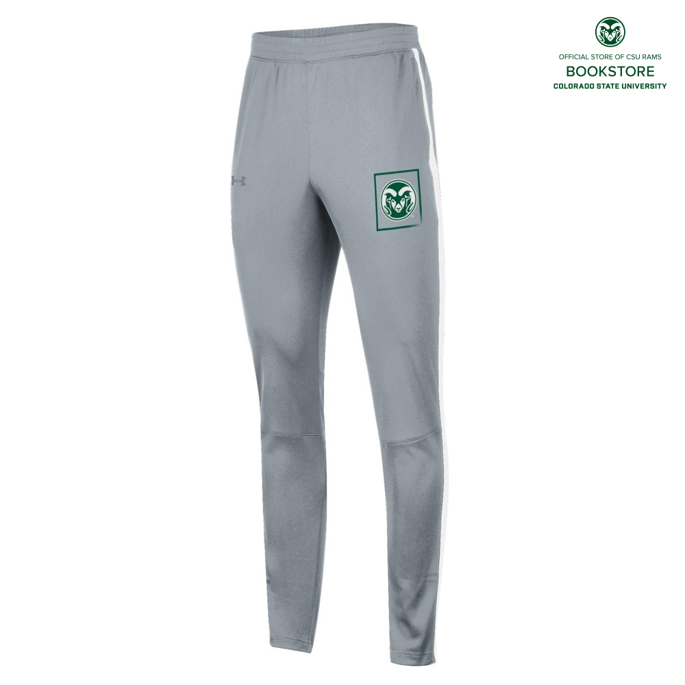 Image For CSU Ram Head Steel Track Pants by Under Armour