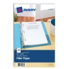 Cover Image for Avery Mini Insertable Tab Dividers