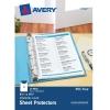 Image for Avery Mini Diamond-Clear Sheet Protectors