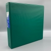 """Image for Green Samsill 2"""" Value Binder with a Round Ring"""