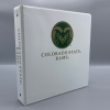 """Image for White Colorado State Rams 1.5"""" Binder"""