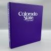 "Image for Purple Colorado State University 1"" Binder"