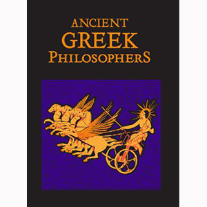 Image For Ancient Greek Philosophers by Canterbury Classics