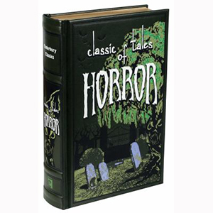 Image For Classic Tales of Horror by Canterbury Classics