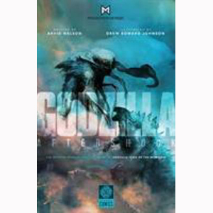 Image For Godzilla 2 Movie Tie-in