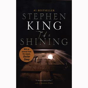 Image For Shining by Stephen King