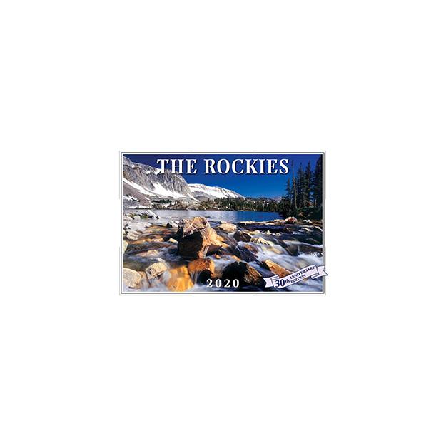 Csu Calendar 2020 Rockies 2020 Wall Calendar | CSU Bookstore