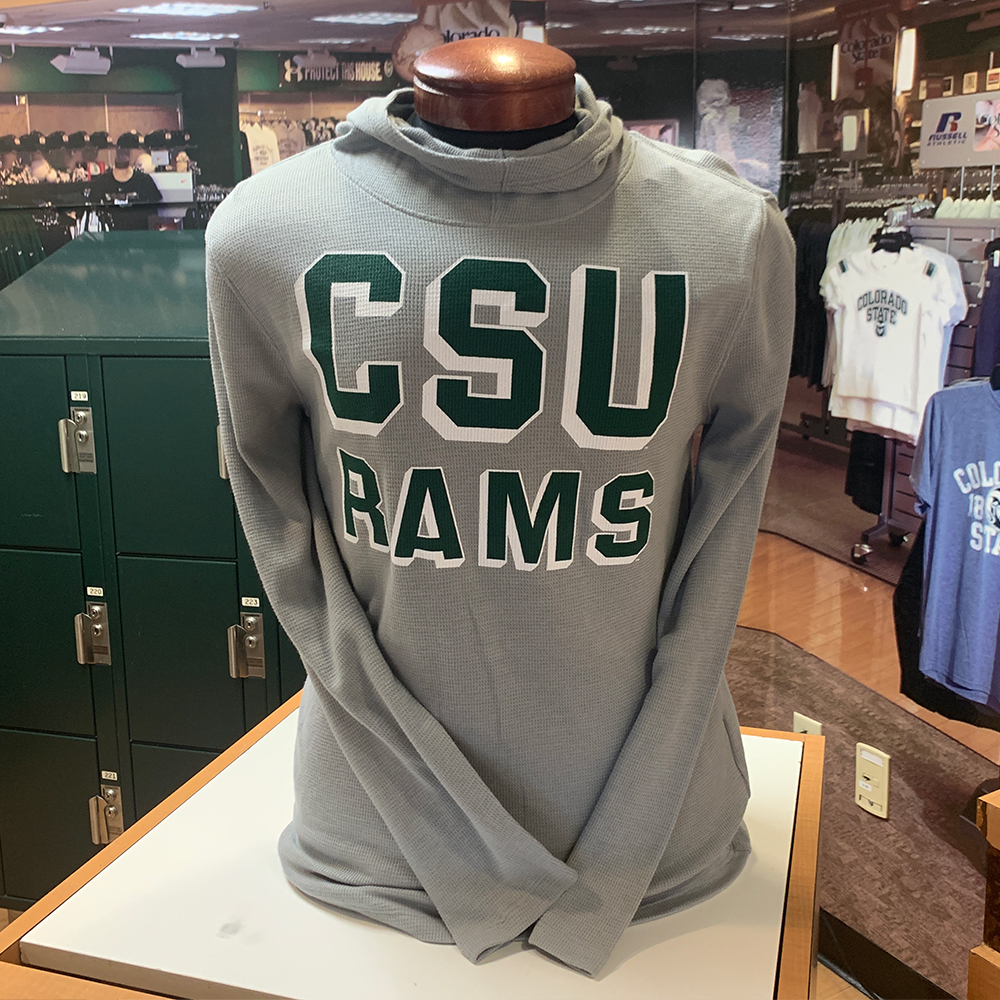 Image For Fall '18 CSU Rams Basket Hoodie by Under Armour