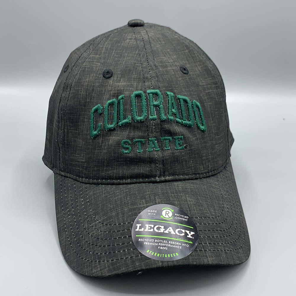 Image For Black Colorado State Legacy Reclaim Hat