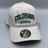 Image for Light Grey Colorado State Legacy Reclaim Hat