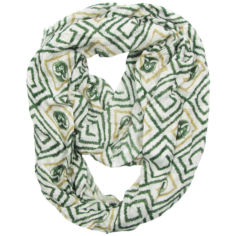 Image For Colorado State University Ram Head Scarf