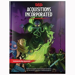 Image For Acquistions Incorporated: Dungeons and Dragons
