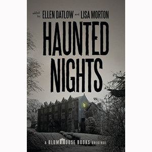 Image For Haunted Nights by Lisa Morton