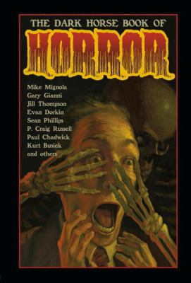 Cover Image For Dark Horse Book of Horror by Jill Thompson