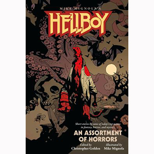 Image For Hellboy: Assortment of Horrors by Mike Mignola