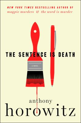 Image For Sentence Is Death by Anthony Horowitz
