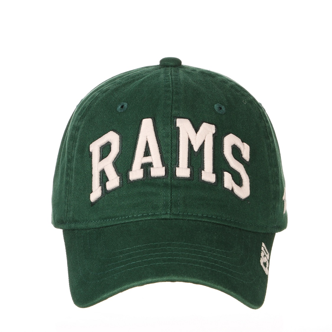 Image For Colorado State Rams Green Scholarship Hat by Zephyr